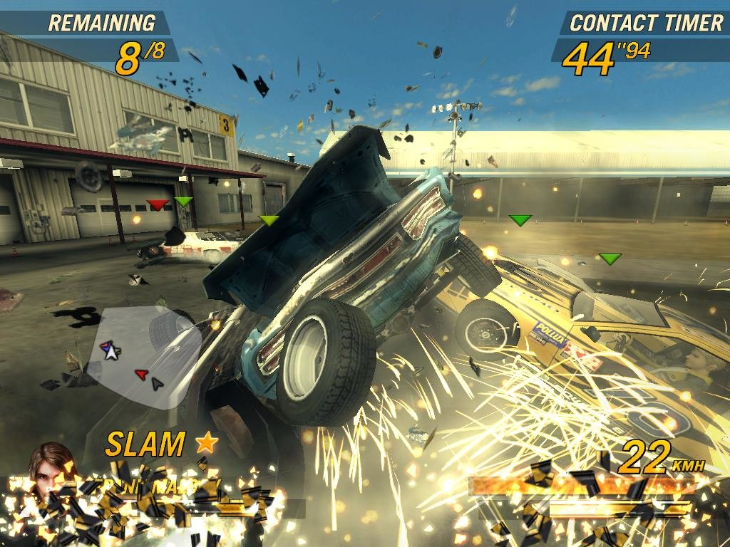 flatout ultimate carnage pc download completo