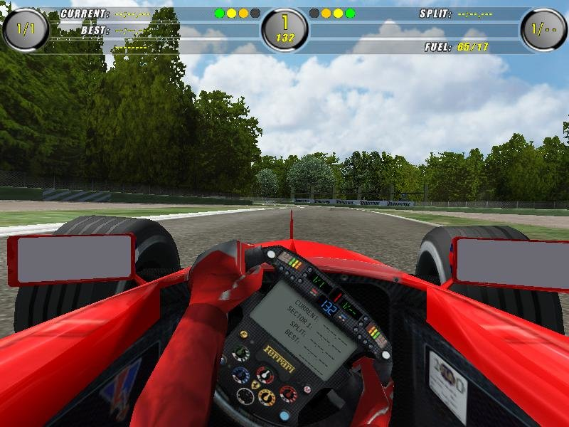F1 racing championship pc review and full download | old pc gaming.