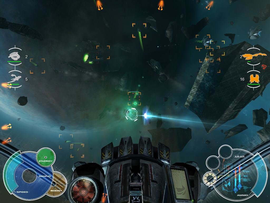 Space Interceptor - PC Review and Full Download | Old PC ...