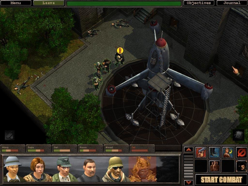 S2: silent storm download (2003 role playing game).