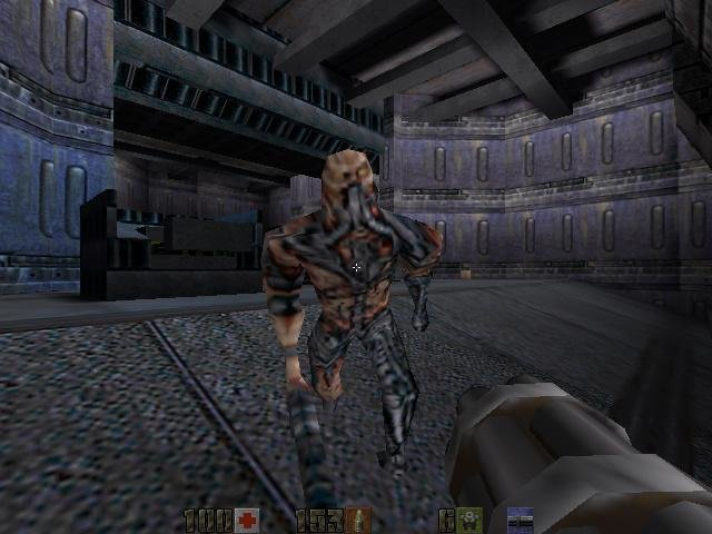 Quake 2 Juggernaut Expansion - PC Review and Full Download