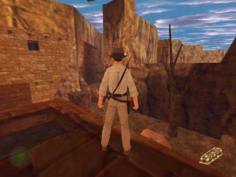 Indiana Jones and the Infernal Machine (1999) - PC Review