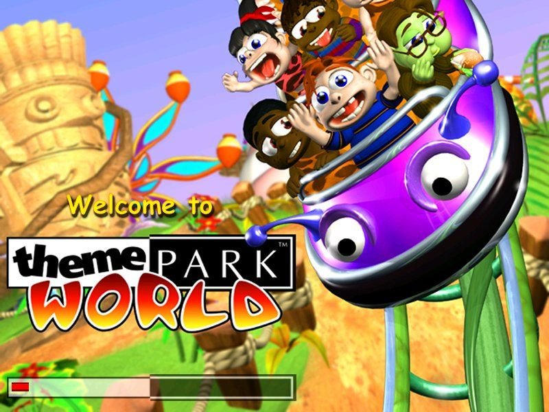 Sim Theme Park - PC Review and Full Download | Old PC Gaming