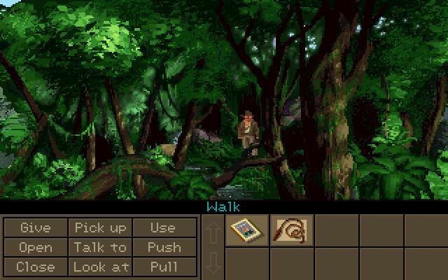 Indiana Jones Fate of Atlantis (1992) - PC Review and Full Download
