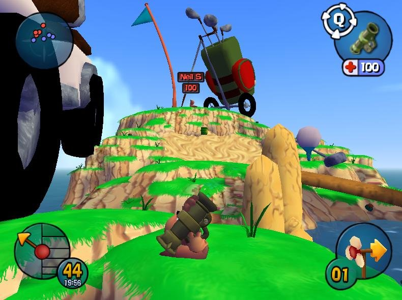 worms game free download full version