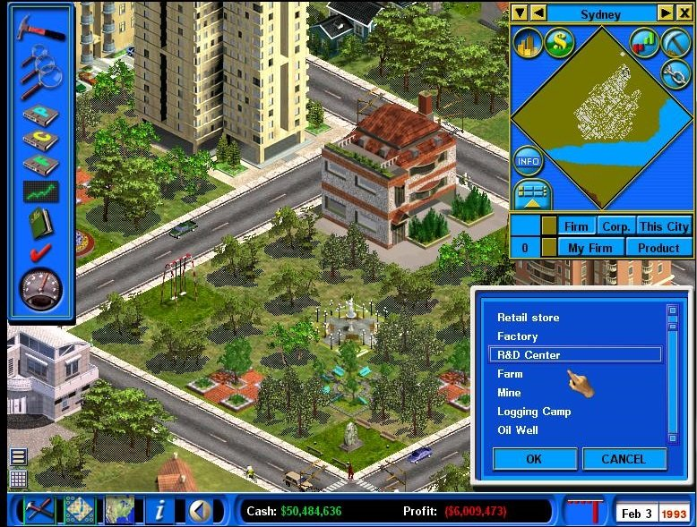 Download: capitalism ii pc game free. Review and video: economic.