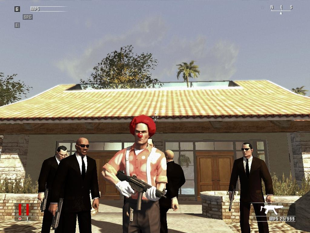 Hitman 4 Blood Money - PC Review and Full Download | Old PC