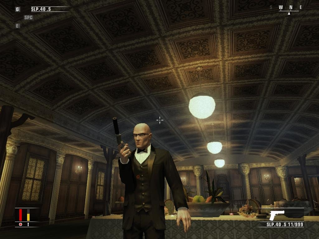 Hitman 4 Blood Money Pc Review And Full Download Old Pc Gaming