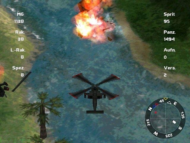 Nuclear Strike Download (1997 Arcade action Game)