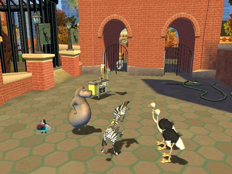 Madagascar (2005) - PC Review and Full Download | Old PC Gaming