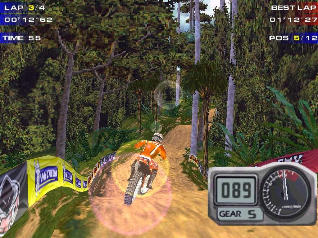Moto Racer 2 (1998) - PC Review and Full Download | Old PC