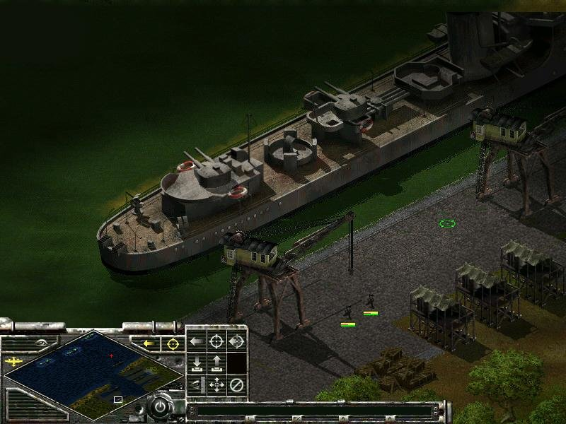 Demos: pc: sudden strike 2 demo (english) | megagames.