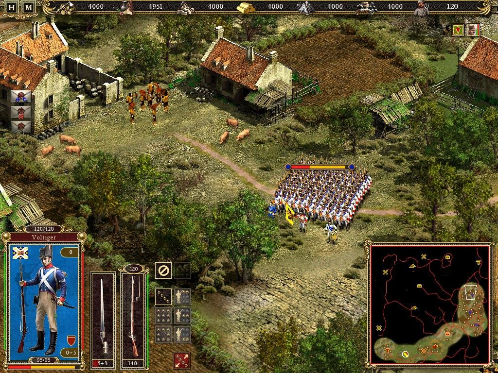 cossack 2 battle for europe free download