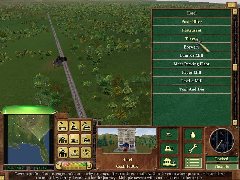 Railroad Tycoon 3 - PC Review and Full Download | Old PC Gaming