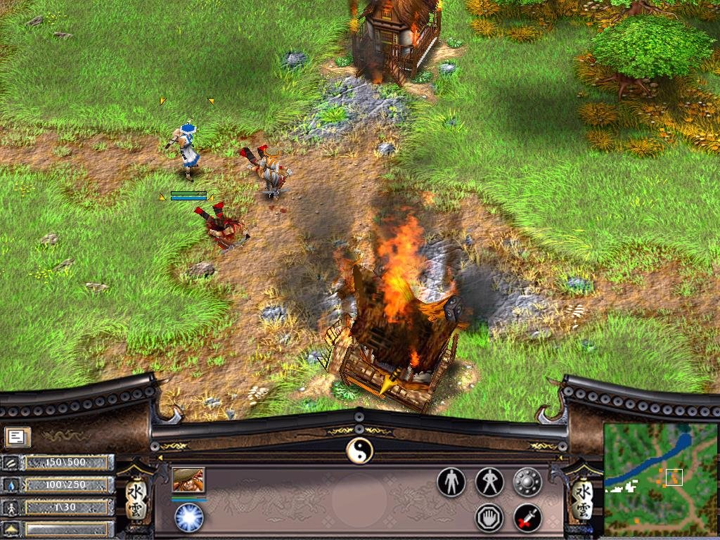 Battle Realms (2001) - PC Review and Full Download   Old PC
