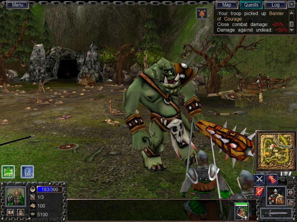 Battle Mages (2004) - PC Review and Full Download | Old PC