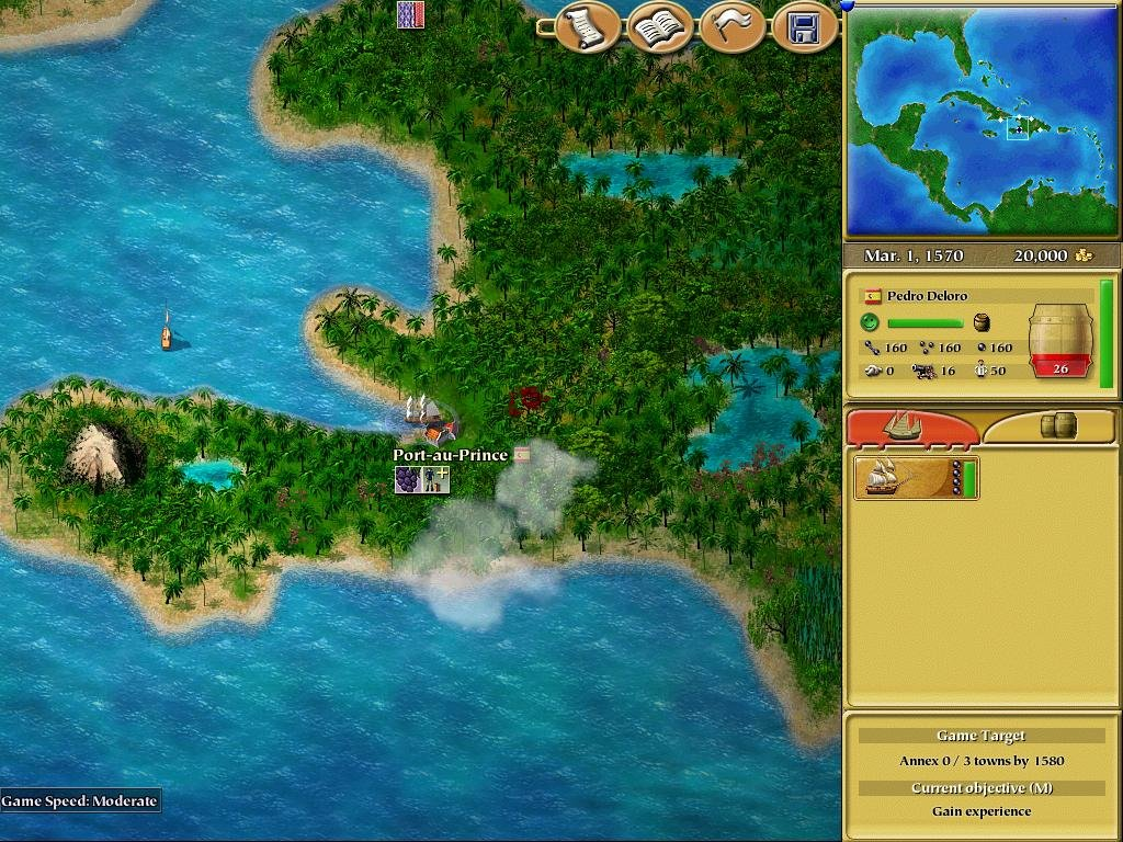 Tortuge Pirate Hunter - PC Review and Full Download | Old PC