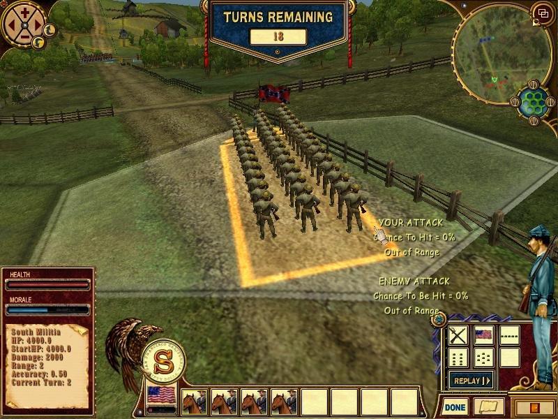 american civil war gettysburg pc game free download full version